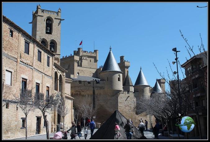 Palacio Real de Olite, Navarra