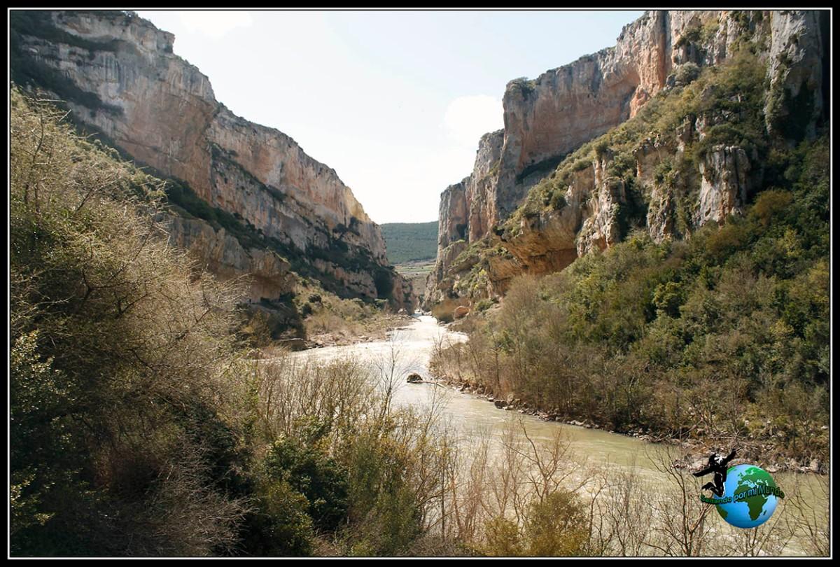 Dia 5 Navarra- Pamplona - Castillo de Javier - Foz de Lumbier - Madrid