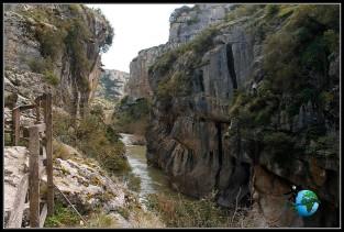 Foz de Lumbier, Navarra
