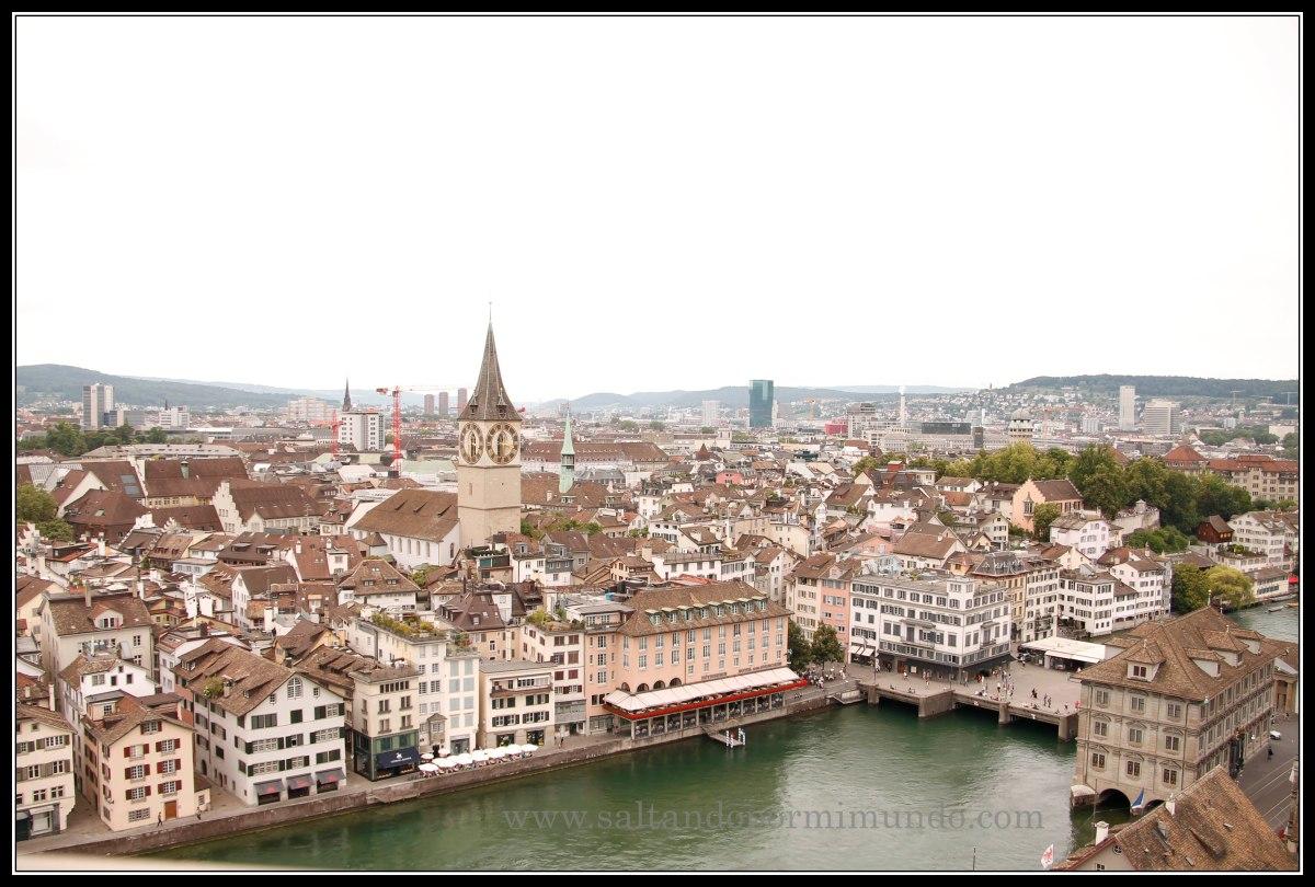Guía. Que ver en Suiza en 3 días