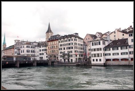 Rincones con encanto en Zurich.