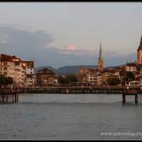 Día 1 Suiza - Zurich en un día