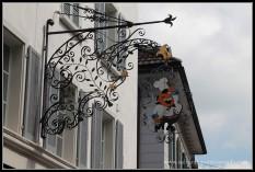 Detalles chulos recorriendo Lucerna