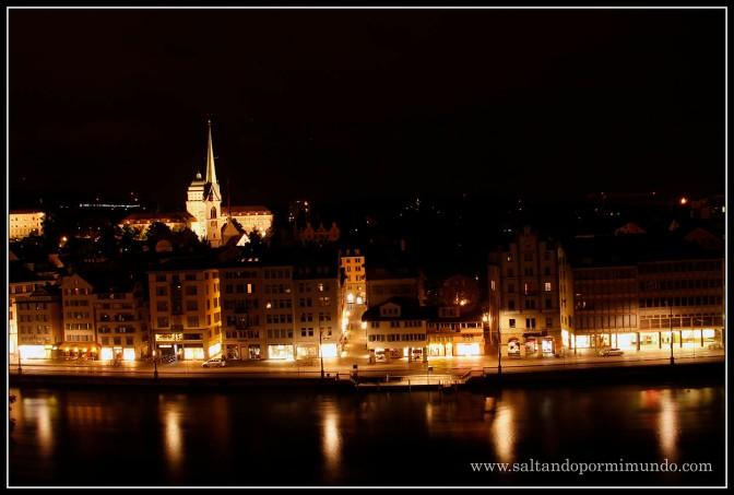 Día 2 Suiza. Los mejores miradores de Zurich