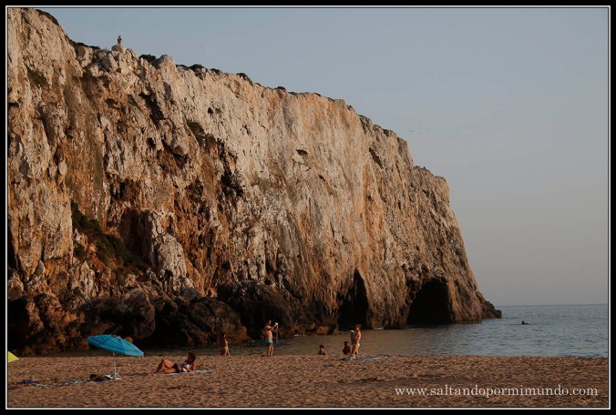 6 Praia do Obispo