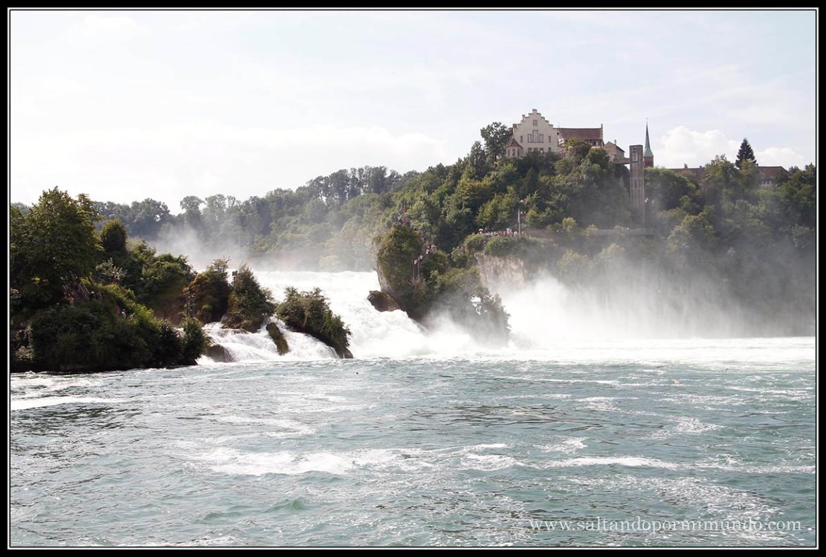 Día 3 Suiza – Cataras del Rhin y Stheim am Rhein
