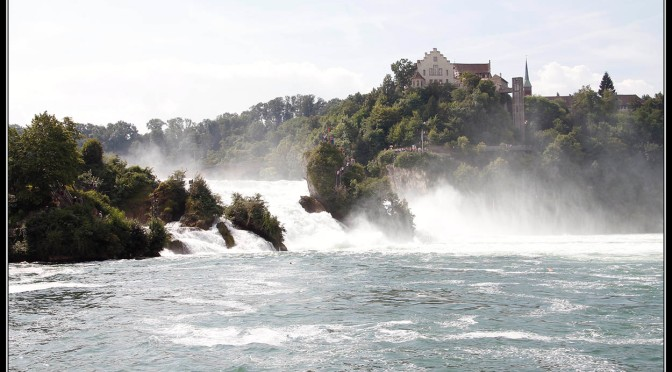 Día 3 Suiza – Cataratas del Rhin y Stheim am Rhein