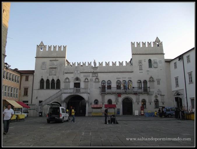 1419 - Pretorska Palača o Palacio Pretoriano de Koper sab24-9