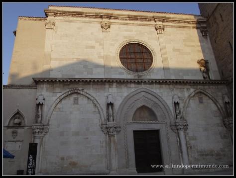 1421 - Cerkev Marijunega Vnebovzetja o Catedral de Santa María de la Asunción de Koper sab24-9