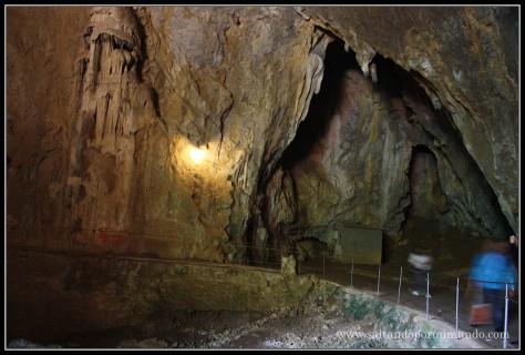 1446 - Interior de las Cuevas de Škocjan dom25-9