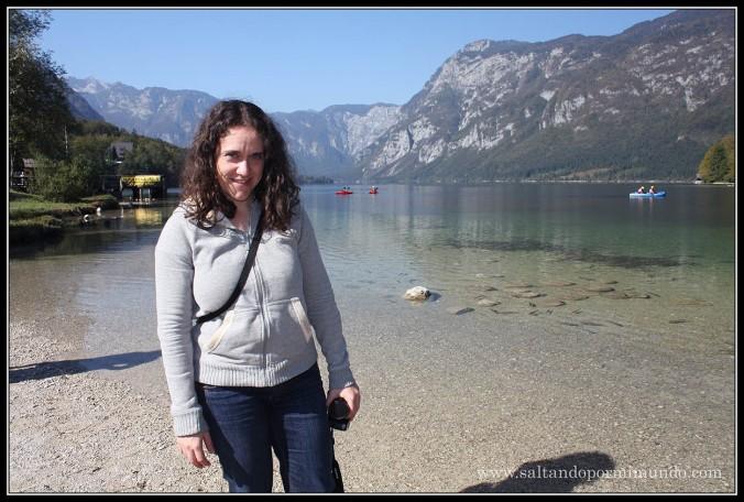 1844 - Patry en el lago Bohinj lun26-9