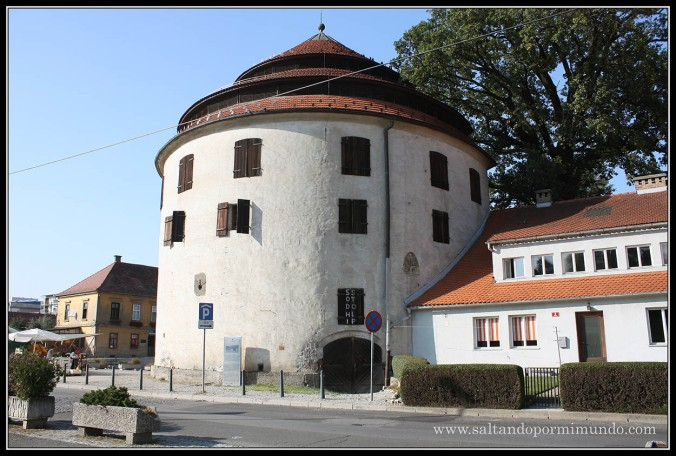 1879 - Sodni Stolp o Torre de la Justicia de Maribor lun26-9