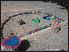 Artesania en Caldas de Monchuique, Algarve.