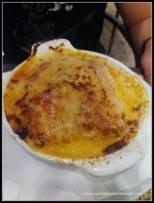 A la rica comida Italiana en Algarve