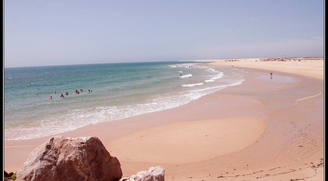 Dia 7 Algarve: Faro, Ilha Deserta, Cancela Velha.