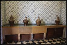 Interior del Palacio de Estoi, faro, Algarve.