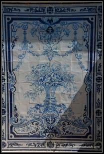 Azulejos en Algarve, Portugal