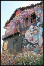 Street art en Olhâo, Algarve