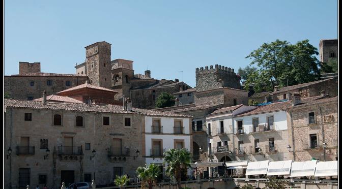 Dia 9 Algarve: Regreso a casa visitando Zafra y Trujillo