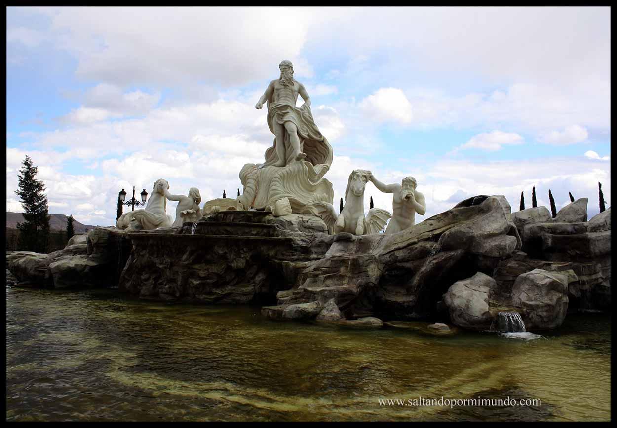 Qué ver en el Parque Europa