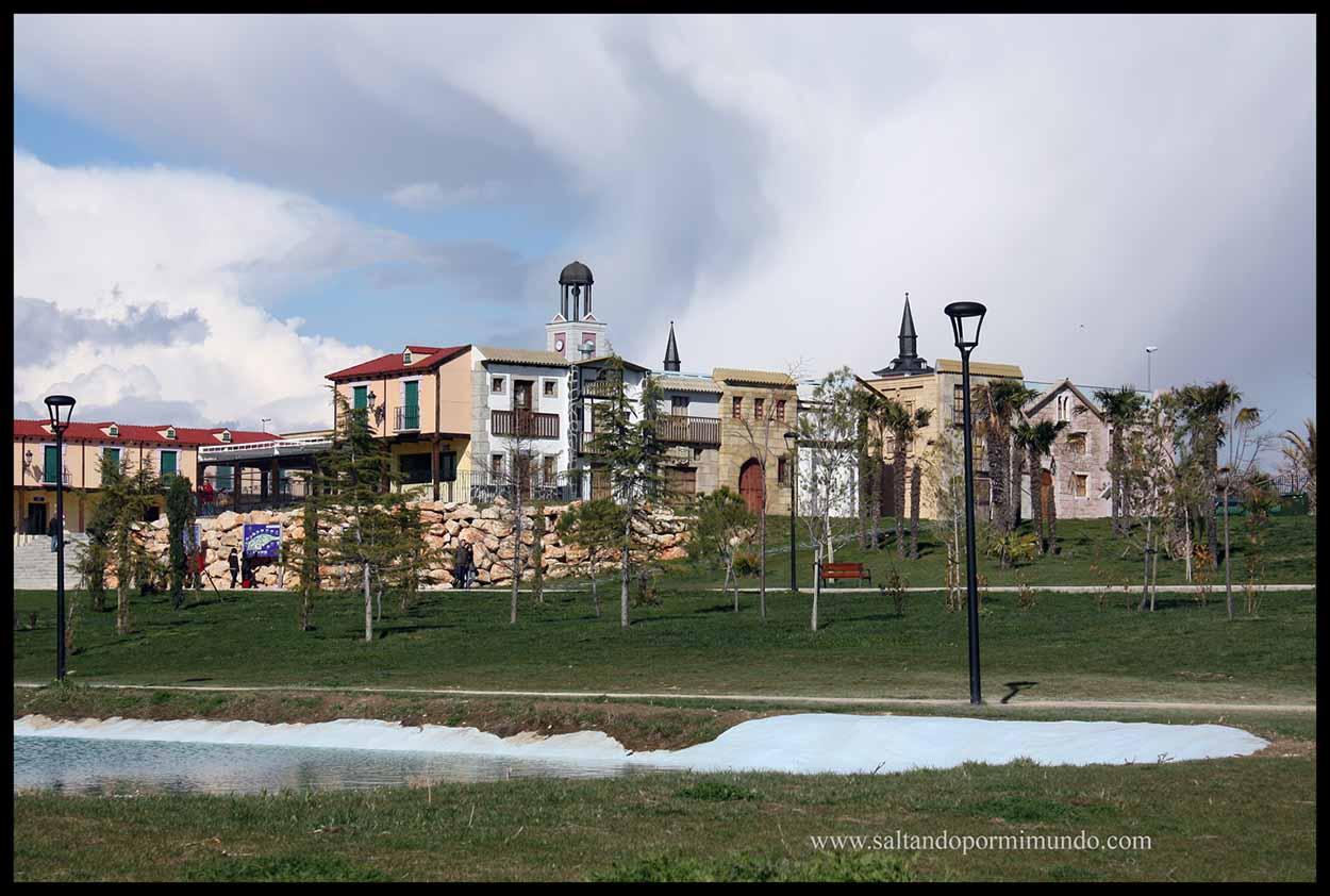 Qué ver en el Parque Europa de Torrejón de Ardoz