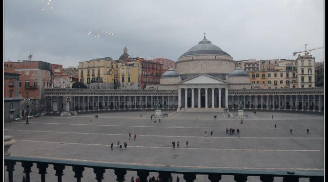 Nápoles,Pompeya y Herculano Día 3. Nápoles y regreso a Madrid. Qué ver en Nápoles en un día.