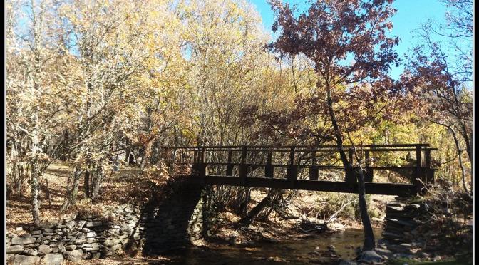 La Hiruela, Un paseo Otoñal por uno de los lugares más bonitos de la Sierra de Madrid.