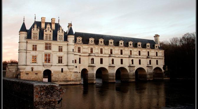 Chenonceau el castillo de las Damas. El más bonito del Valle del Loira