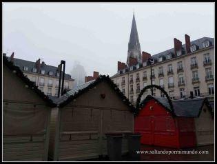 Mercadillos de Navidad en Nantes