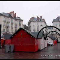Viaje al Valle del Loira en Navidad. Dia 5. Nantes y vuelta a Madrid.