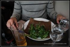 ¿Dónde comer en Nantes? Galetes salada