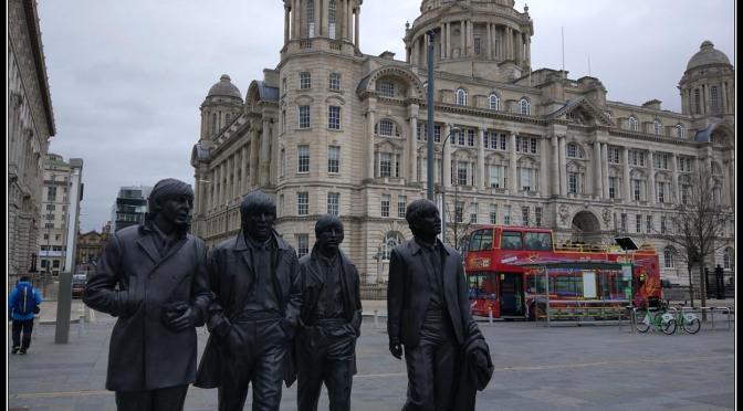 Manchester, Liverpool y Chester en un fin de semana, muy inglés. Día 3. Liverpool en un día y mucho Beatles