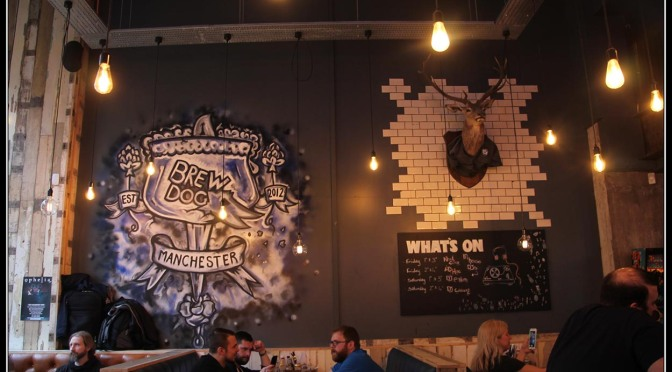 Dónde comer en Manchester