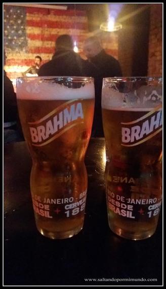 Cervezas en Liverpool.
