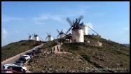 Cerro Calderico, un lugar de la mancha.... en consuegra.