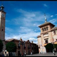 Guía ruta de El Quijote. Dia 1 - Tembleque, Madridejos, Consuegra y Mota del Cuervo