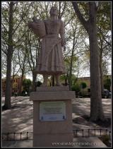 Ruta de El Quijote en Argamasilla de Alba.