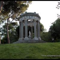 El Parque del Capricho y el Búnker Posición Jaca