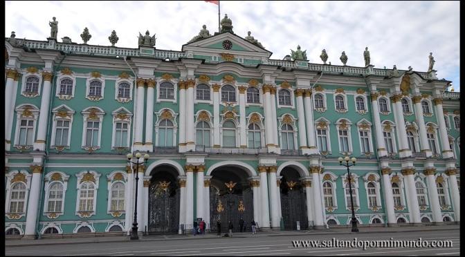 Curiosidades del palacio de Invierno, El Hermitage