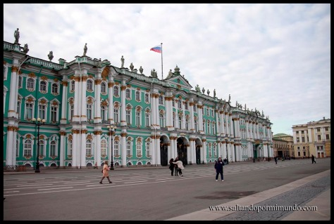 Palacio del Hermitage