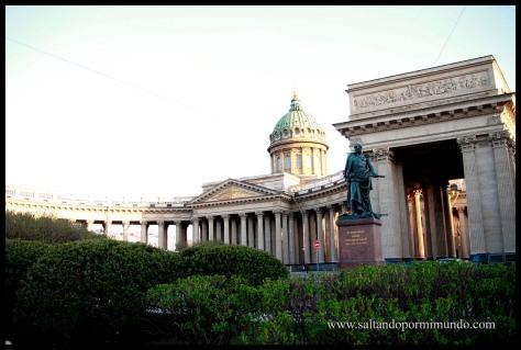 Catedral de Kazan.