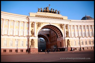 Qué ver en San Petersburgo, Palacio del Hermitage