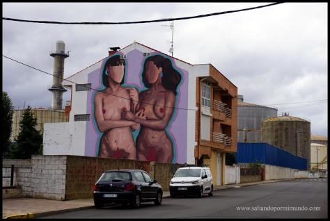 Street Art La Bañeza33