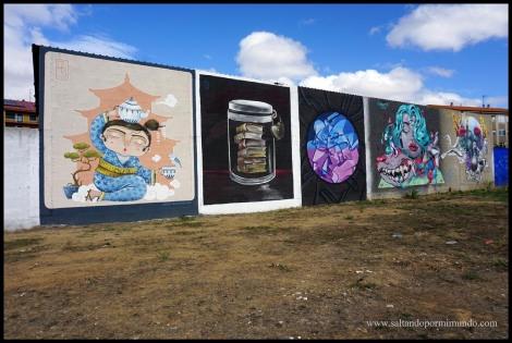 Street Art La Bañeza42
