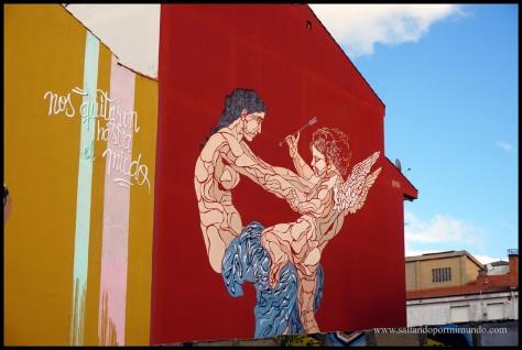 Street Art La Bañeza