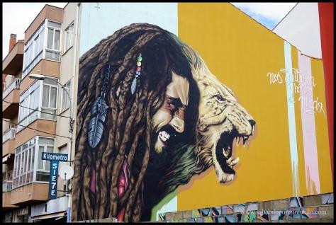 Street Art La Bañeza60