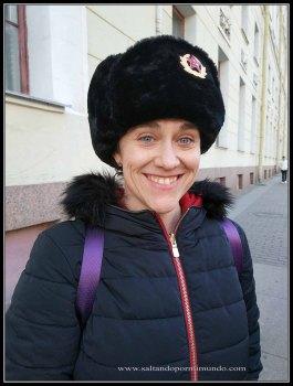 Un poco más rusa