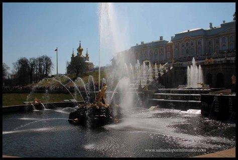Qué ver en Peterhof en un día.