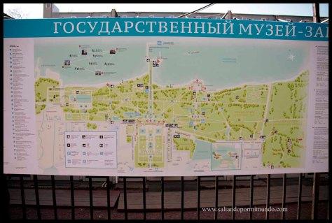 Qué visitar en el Palacio de Peterhof, San Petersburgo