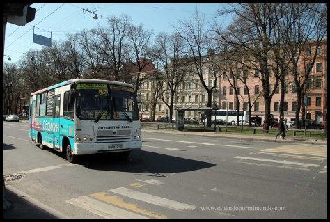 Autobus sovietico